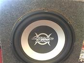 "LIGHTNING AUDIO Car Speakers/Speaker System 10"" SUB"
